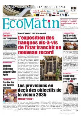 Ecomatin - 20/07/2020