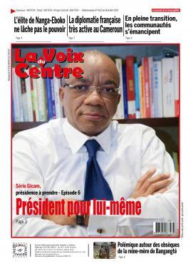 LA VOIX DU CENTRE - 06/07/2020