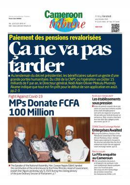 Cameroon Tribune - 10/07/2020