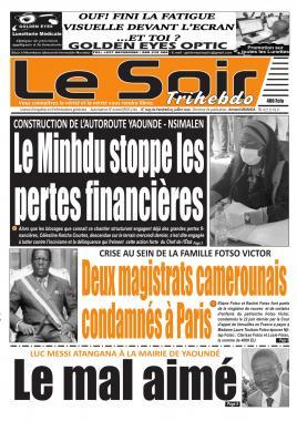 Le Soir - 03/07/2020