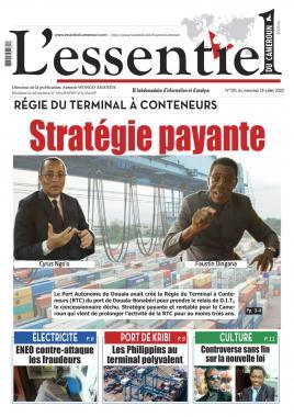 L'essentiel du Cameroun - 29/07/2020