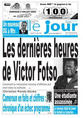 Le Jour - 03/07/2020