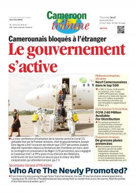 Cameroon Tribune - 02/07/2020