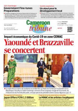 Cameroon Tribune - 03/07/2020