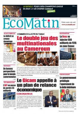Ecomatin - 27/07/2020