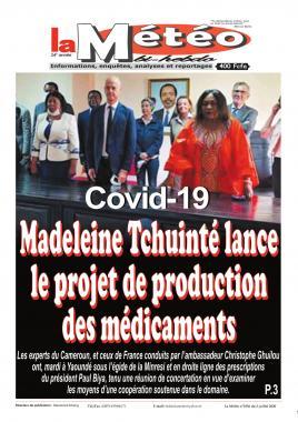 La Météo - 02/07/2020