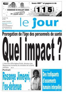 Le Jour - 10/07/2020