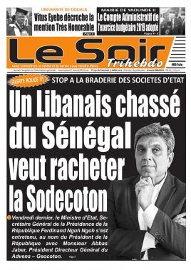 Le Soir - 17/07/2020