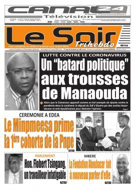 Le Soir - 24/07/2020