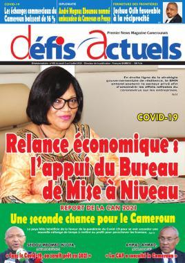 Défis Actuels - 02/07/2020
