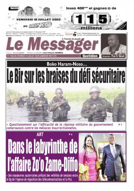 Le Messager - 10/07/2020