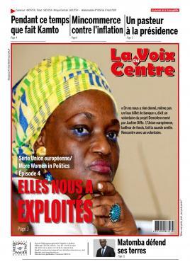 LA VOIX DU CENTRE - 17/08/2020