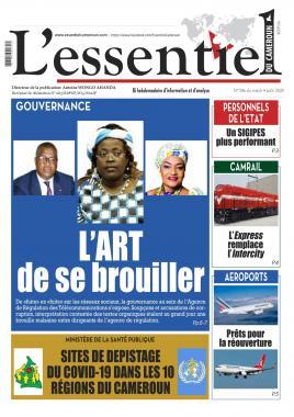 L'essentiel du Cameroun - 04/08/2020