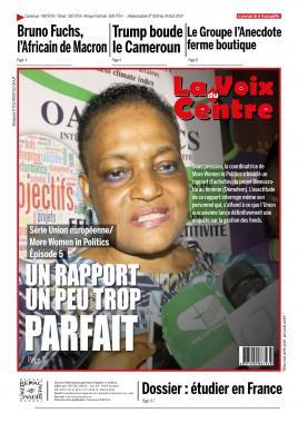 LA VOIX DU CENTRE - 24/08/2020