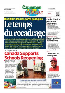 Cameroon Business - 27/08/2020