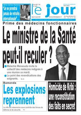 Le Jour - 04/08/2020