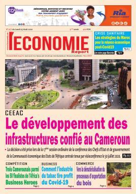 Le Quotidien de l'Economie - 03/08/2020