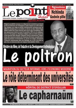 Le Point - 25/08/2020