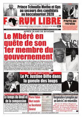 forum libre - 04/08/2020