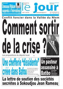Le Jour - 11/08/2020