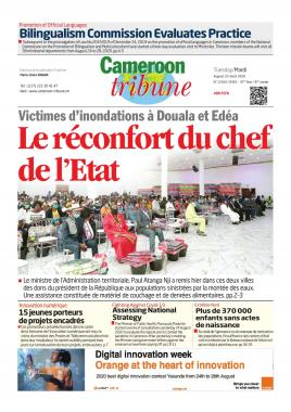 Cameroon Business - 25/08/2020