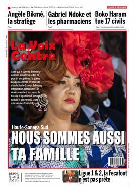 LA VOIX DU CENTRE - 31/08/2020