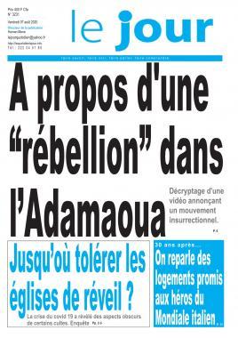 Le Jour - 07/08/2020