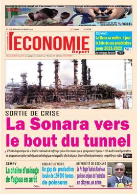 Le Quotidien de l'Economie - 10/08/2020