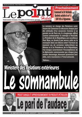 Le Point - 18/08/2020