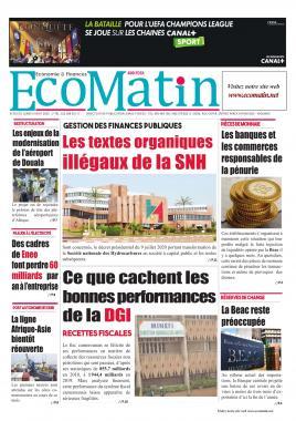 Ecomatin - 03/08/2020