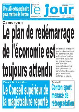 Le Jour - 05/08/2020