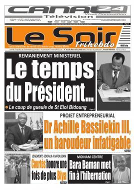 Le Soir - 05/08/2020