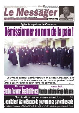 Le Messager - 03/08/2020