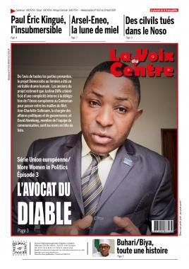 LA VOIX DU CENTRE - 10/08/2020
