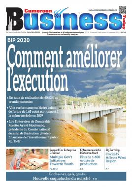 Cameroon Business - 26/08/2020