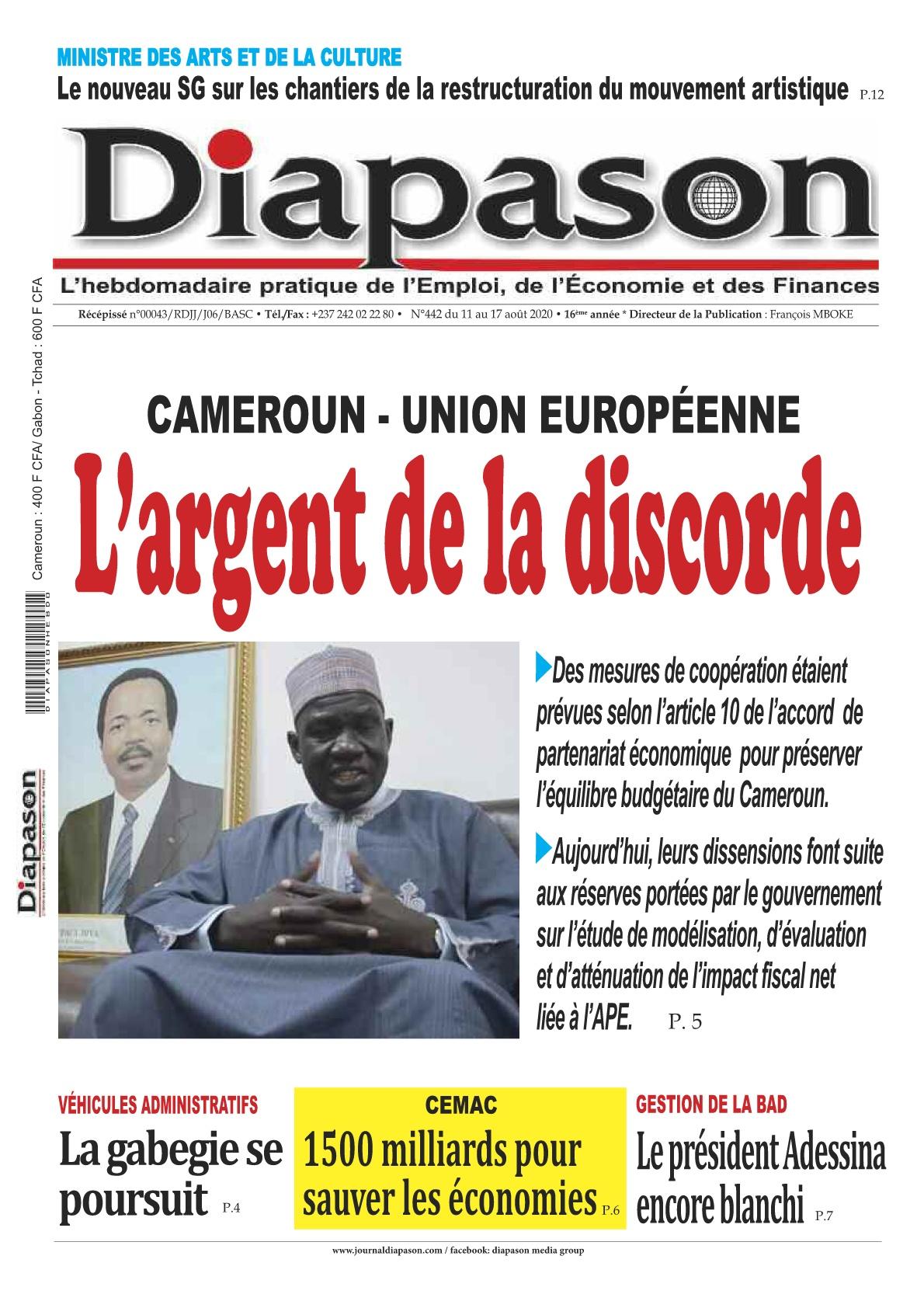 Diapason - 11/08/2020
