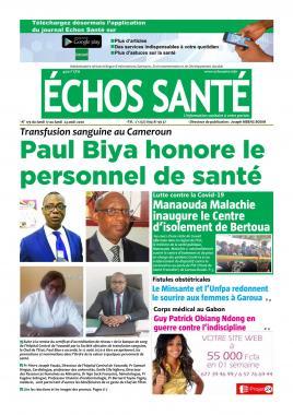 Echos Santé - 18/08/2020