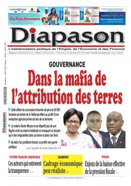 Diapason - 01/09/2020