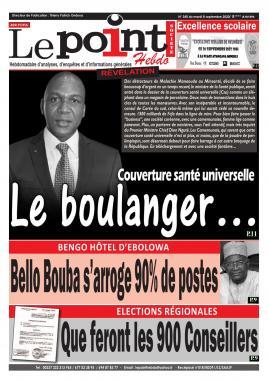 Le Point - 08/09/2020
