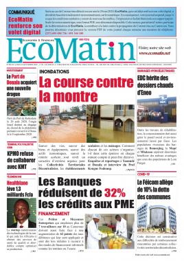 Ecomatin - 14/09/2020