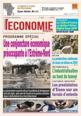 Le Quotidien de l'Economie - 14/09/2020
