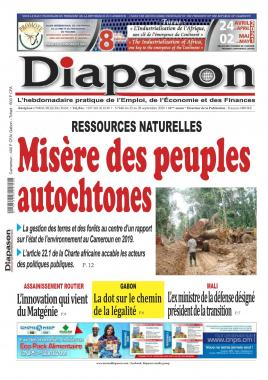 Diapason - 22/09/2020