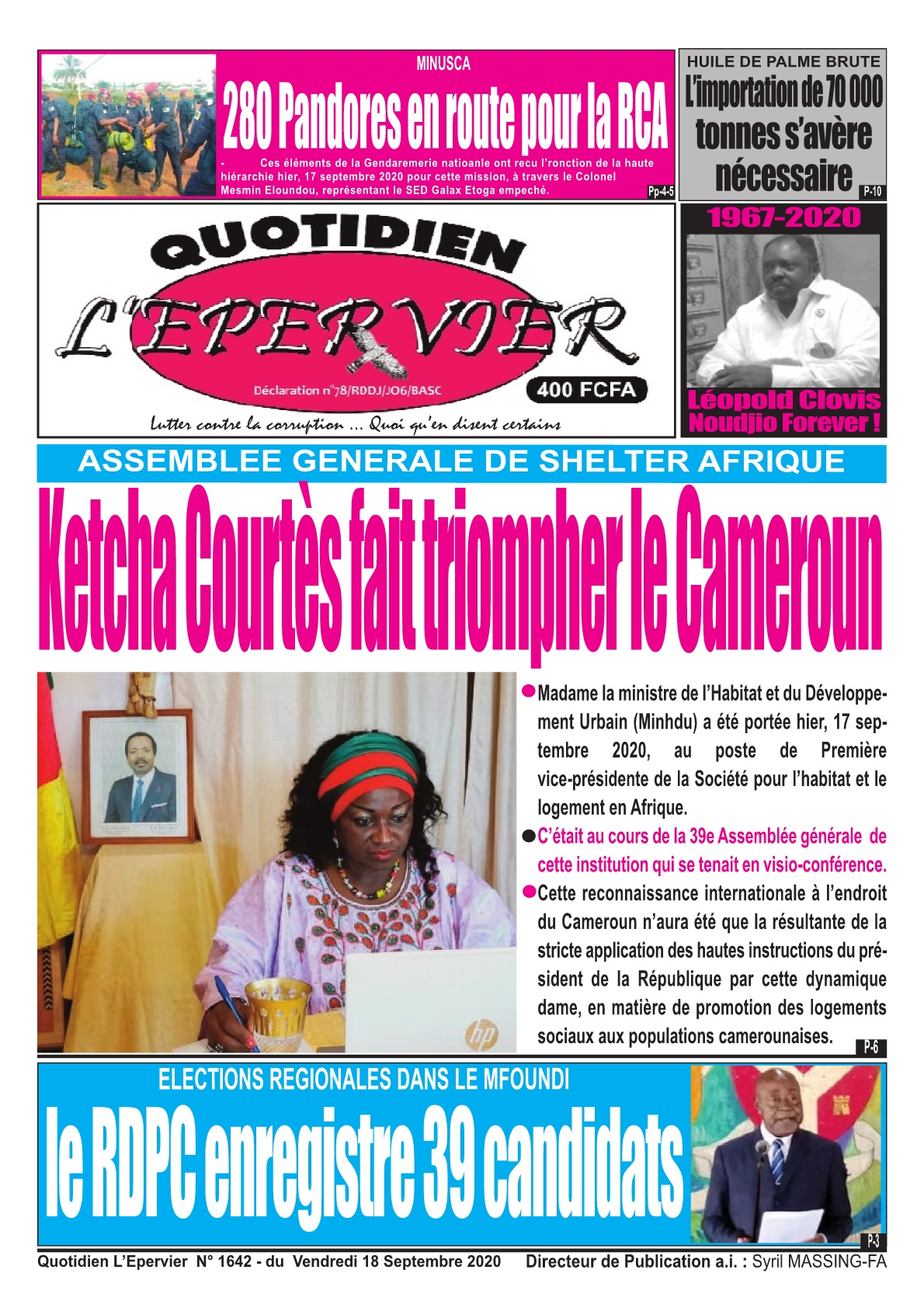 L'Epervier - 21/09/2020