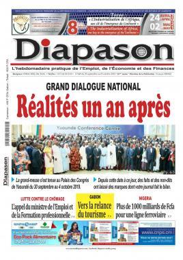 Diapason - 01/10/2020