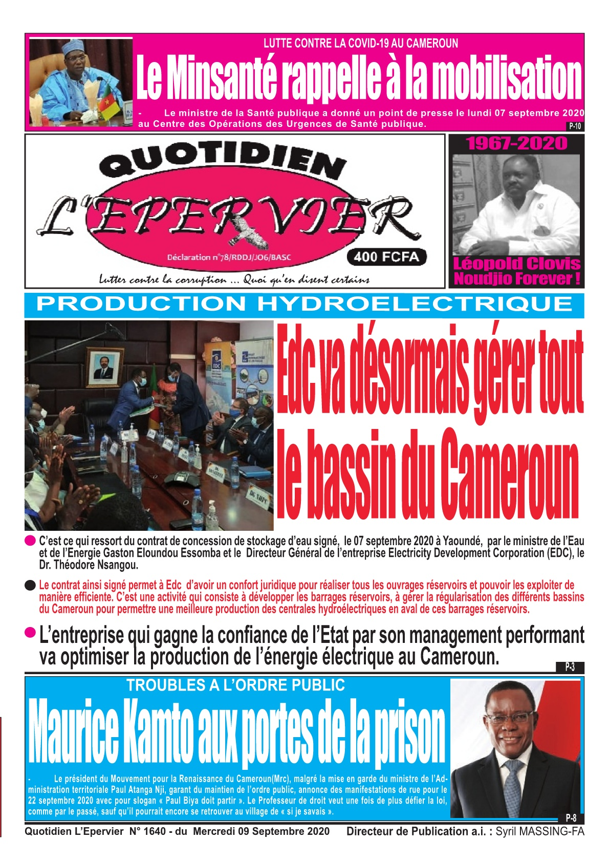 L'Epervier - 09/09/2020