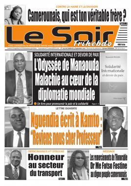 Le Soir - 25/09/2020