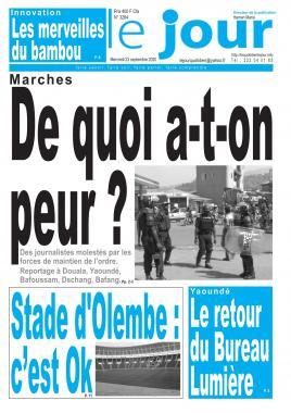 Le Jour - 23/09/2020