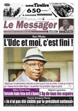 Le Messager - 11/09/2020