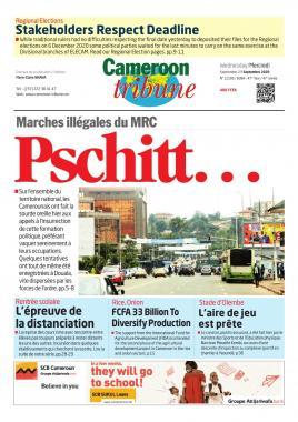 Cameroon Tribune - 23/09/2020
