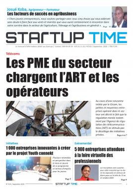 STARTUP TIME - 29/09/2020